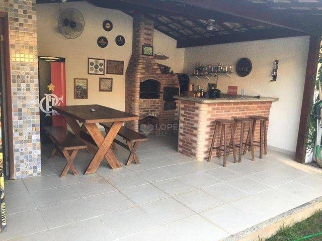 Casa com 3 dormitórios à venda, 85 m² por R$ 395.000,00 - Praia de Itaipuaçu (Itaipuaçu) - - Foto 14