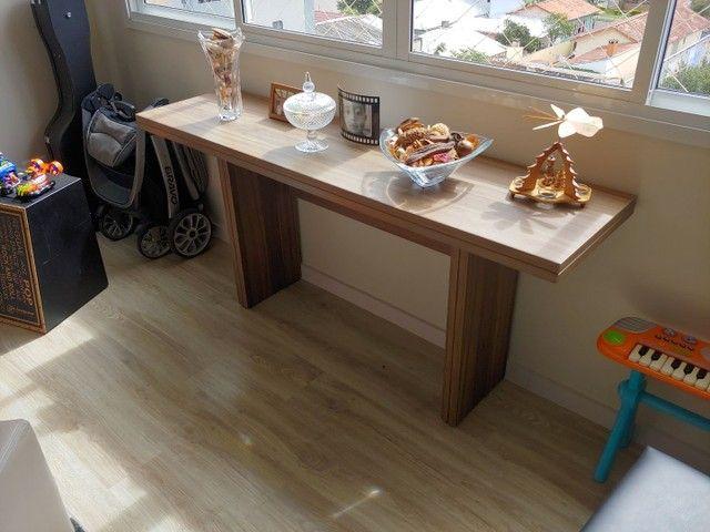 Aparador/Mesa Tok Stok (vira uma mesa) - Foto 3