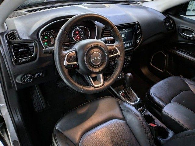 Jeep Compass 2.0 Limited (AUT) (FLEX) - Foto 7