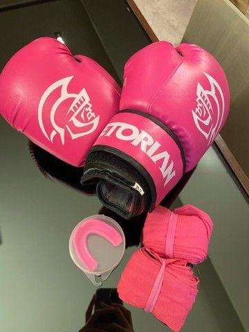 Luva de kickboxing  - Foto 2