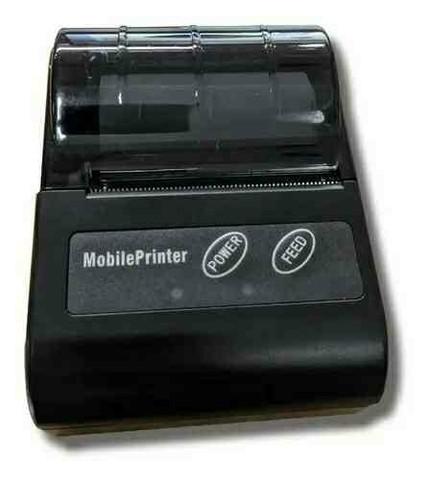 Mini impressouras portátil bluetooth termica 58mm Android los - Foto 2