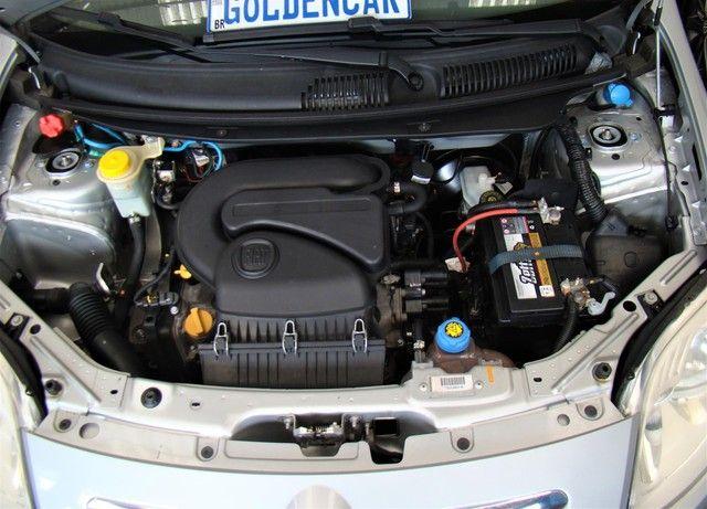 Fiat Palio  Attractive 1.0 8V (Flex) FLEX MANUAL - Foto 4
