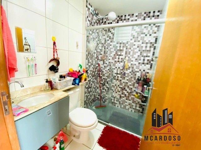 (Samambaia Sul) Apartamento com 3 quartos - Foto 17