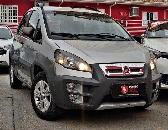 Fiat Idea Adv./ Adv.Dualogic 1.8 Flex 2014