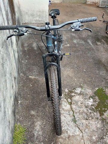 Bicicleta aro 26 vendo ou troco por computador  - Foto 2