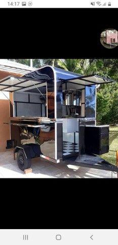 Trailer & food truck  direto da fábrica  - Foto 3