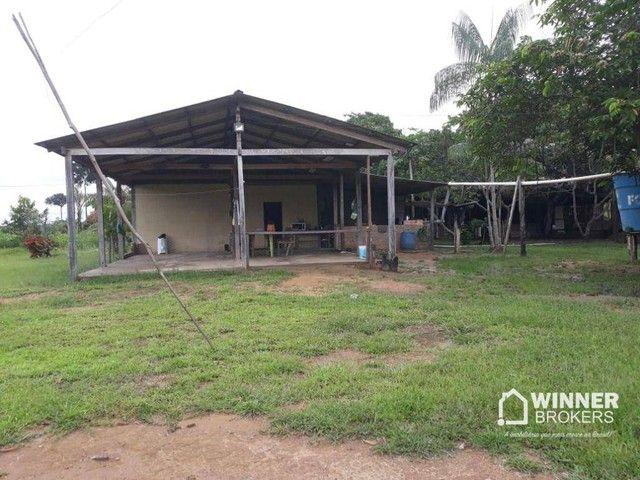 Sítio à venda, 42000 m² por R$ 250.000,00 - Área Rural de Candeias do Jamari - Candeias do - Foto 4