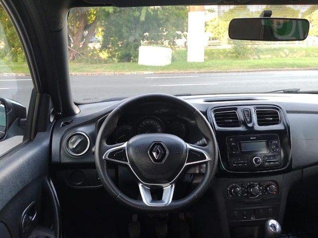Renault SANDERO Zen Flex 1.0 12V 5p Mec. - Foto 10