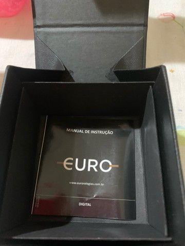 Relógio euro NOVO  - Foto 3
