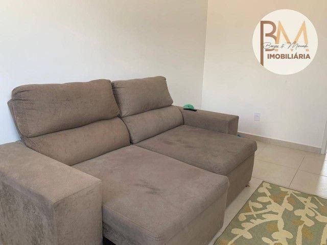 Casa com 2 dormitórios para alugar, 42 m² por R$ 1.000,00/mês - Sim - Feira de Santana/BA - Foto 5
