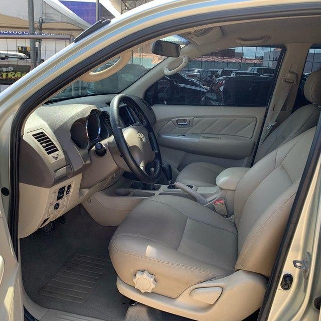 Hilux SW4 2008 SRV 3.0 Diesel Automática - EXTRA!!! - Foto 6
