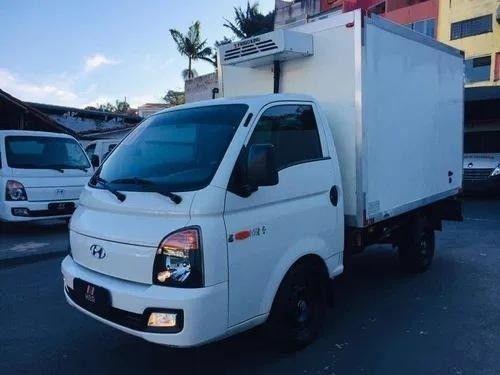adquira seu novo caminhão hr baú frio  2012 sem consultar score - Foto 3