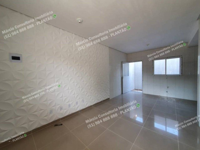 Sobrados 2 Dormitórios Excelente Padrão Construtivo Santa Cruz Gravataí! - Foto 7