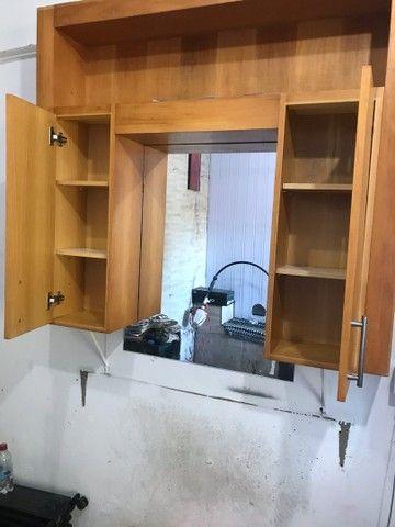 Estante para salão ou banheiro  - Foto 2