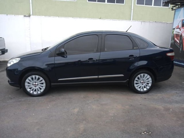 Fiat Grand Siena Essence 1.6 16v 2013 Flex - Foto 4