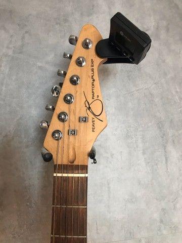 Guitarra peavey stratocaster raptor plus - Foto 2