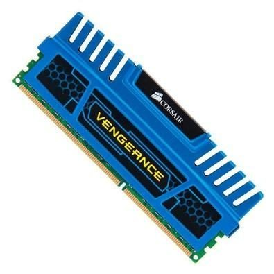 Memórias corsair vegeance 16gb (4x4gb) ddr3 - Foto 2