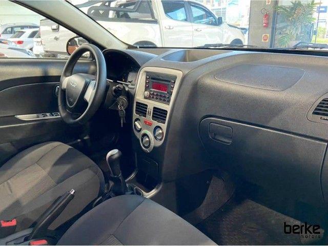 Chery CELER Hatch 1.5 16V Flex 5p - Foto 11