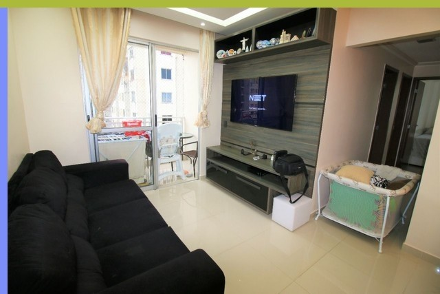 Condomínio weekend Club Ponta Negra Apartamento 3 Quartos - Foto 12