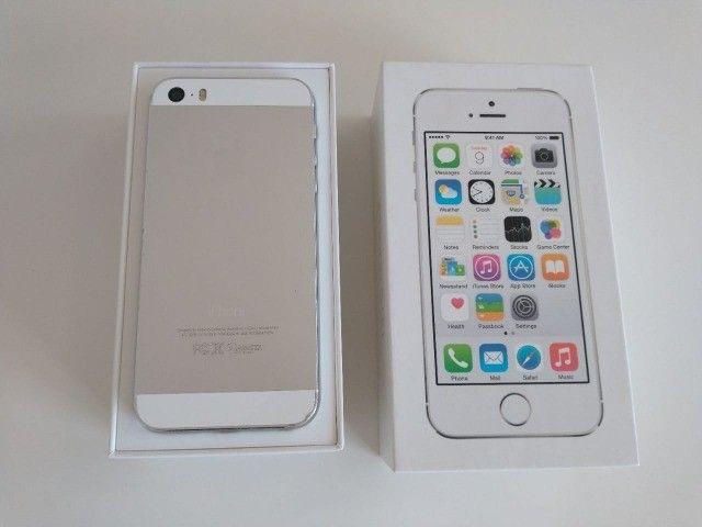 iPhone 5S Branco 16GB - Foto 3