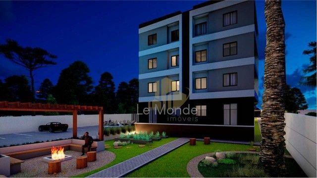 Apartamento com 2 dormitórios à venda, 46 m² por R$ 217.000,00 - Boqueirão - Curitiba/PR
