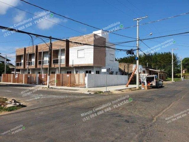Sobrados 2 Dormitórios Excelente Padrão Construtivo Santa Cruz Gravataí! - Foto 19