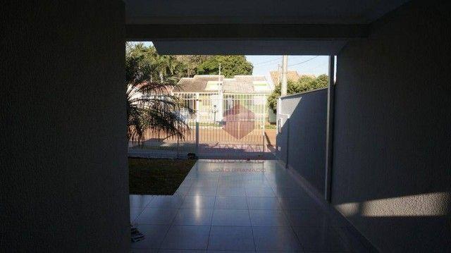 Casa com 3 dormitórios para alugar, 119 m² por R$ 1.200,00/mês - Jardim Tóquio - Maringá/P - Foto 4