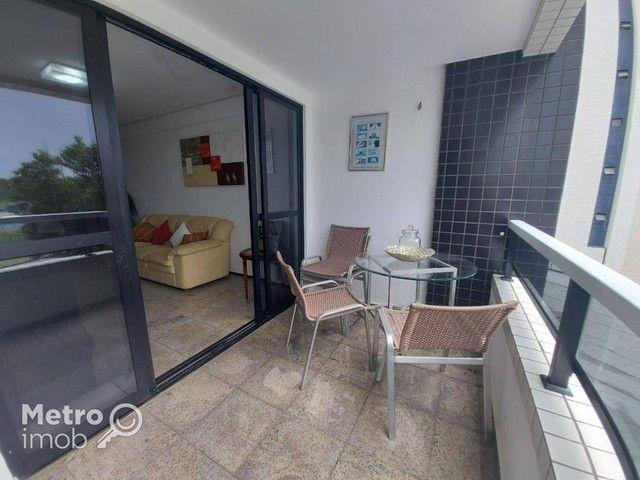 Apartamento com 3 quartos à venda, 121 m² por R$ 660.000 - Ponta do Farol - São Luís/MA - Foto 7