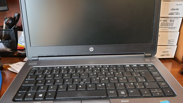 Notebook HP i7 8gb 500hd - Foto 4