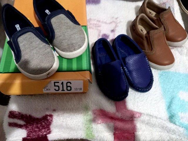 Lotinho de sapatos 100 - Foto 3