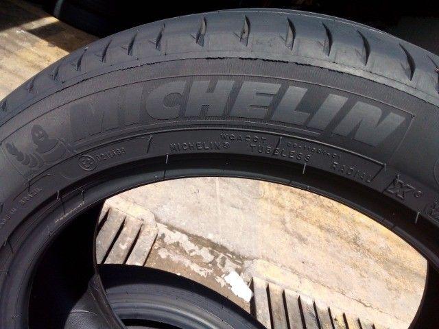 Pneus 205/55/16 Michelin 60% - Foto 2