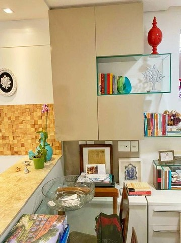 Apartamento para venda com 122 metros quadrados com 3 quartos em Aldeota - Fortaleza - CE - Foto 3