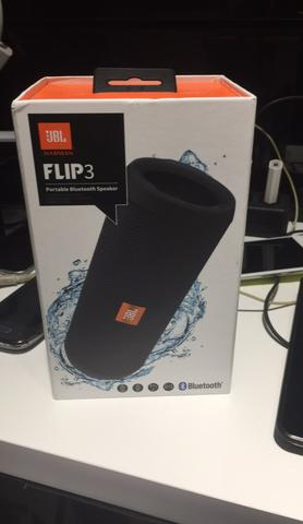Jbl flip 3 via Bluetooth com garantia
