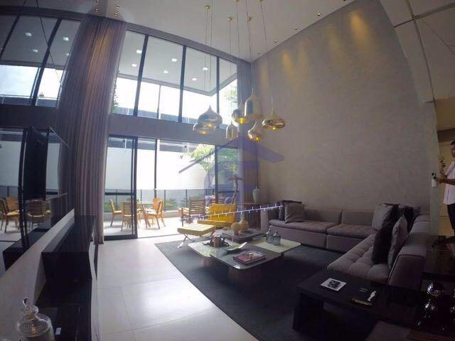 Apartamento diferenciado com 3 suítes - Edifício Double - Ponta Verde