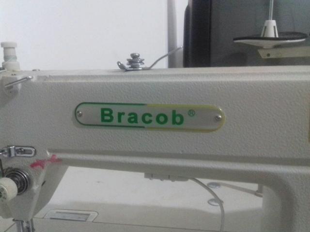 Máquina costura Industrial bracob
