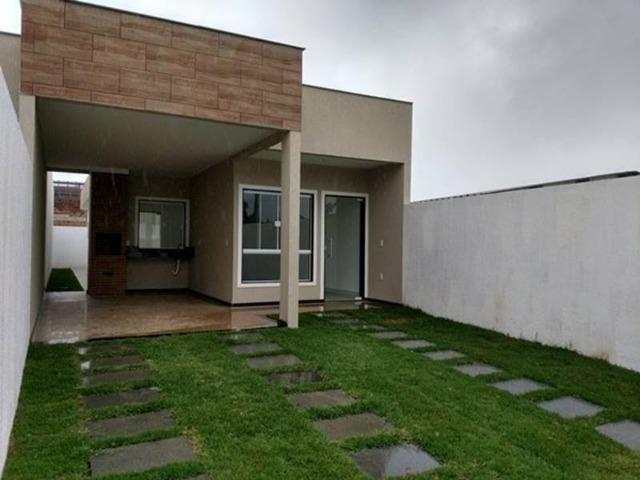 Casas 03 quartos (1 suite) em Santa Monica ? Guarapari-ES com área gourmet Ref.178