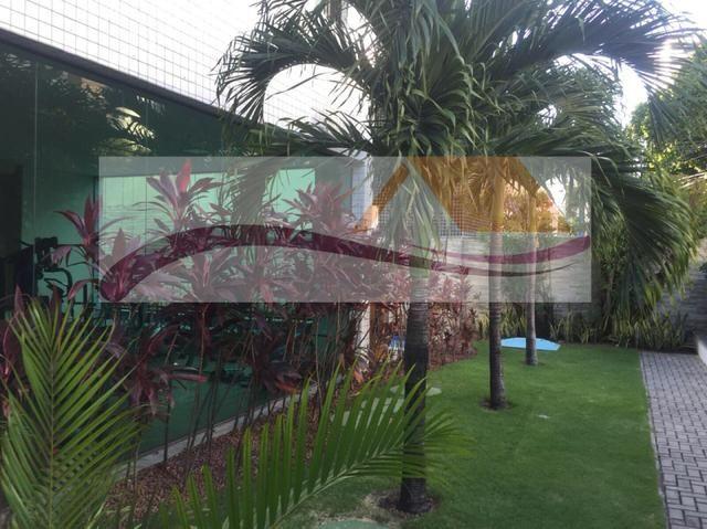 Apartamento com 76 metros quadrados e 3 quartos em Jaqueira - Recife - PE