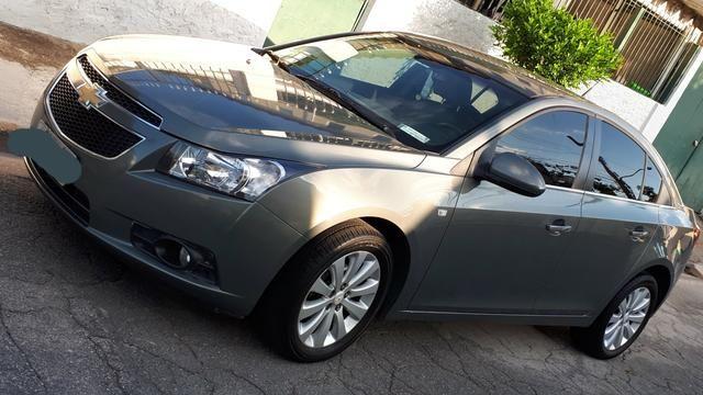 Chevrolet Cruze LTZ 1.8 16V Ecotec (Aut/Flex)   2012   COMPLETO
