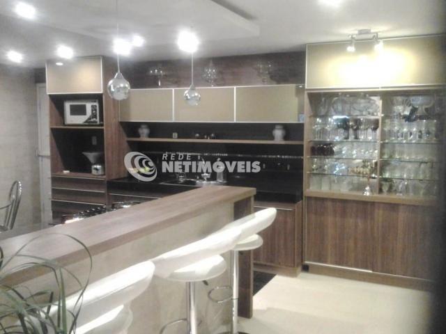 Casa à venda com 4 dormitórios em Caiçaras, Belo horizonte cod:619465 - Foto 16