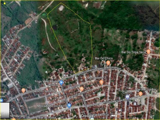 Área 7.000m na Cidade de Tracunhaém-PE Centro da Cidade - Foto 3