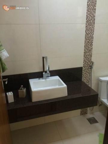 Casa à venda com 3 dormitórios em Serrano, Belo horizonte cod:355084 - Foto 12