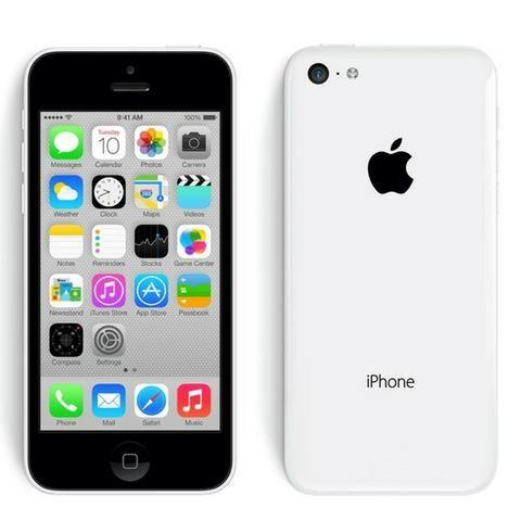 Celular IPhone 5c 16gb Branco, com Garantia Real de Loja e nota fiscal