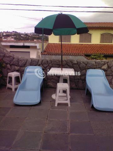Casa à venda com 5 dormitórios em Serrano, Belo horizonte cod:485722 - Foto 8
