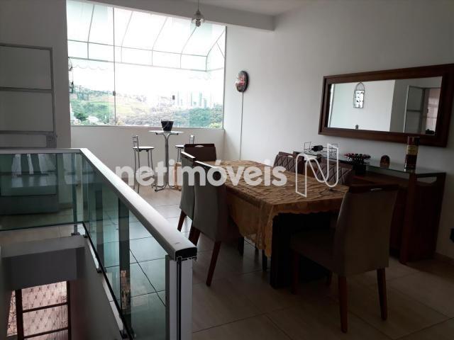 Casa à venda com 3 dormitórios em Caiçaras, Belo horizonte cod:739123 - Foto 5