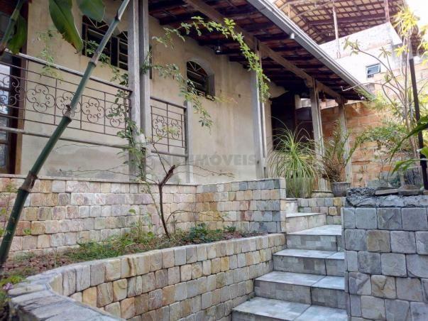 Casa à venda com 4 dormitórios em Alto dos pinheiros, Belo horizonte cod:678867