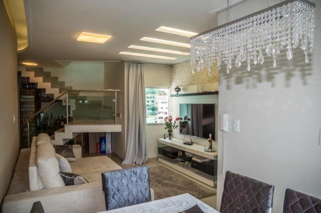 Cobertura à venda com 3 dormitórios em Albinópolis, Conselheiro lafaiete cod:384 - Foto 10