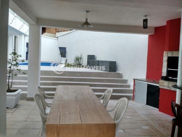 Casa à venda com 4 dormitórios em Caiçaras, Belo horizonte cod:619465 - Foto 3