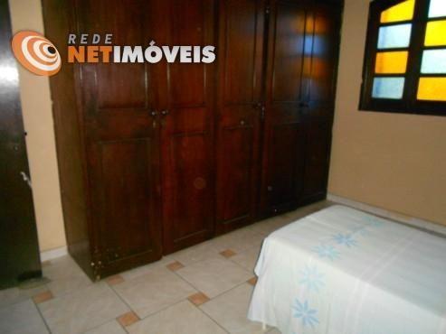 Casa à venda com 3 dormitórios em Glória, Belo horizonte cod:390306