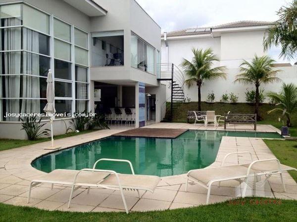 Casa em condomínio com 5 quartos no Condomínio Alphaville 1 - Bairro Jardim Itália em Cuia
