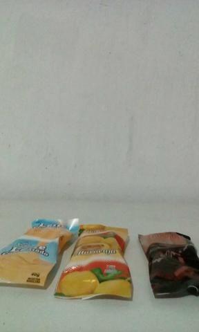 Picolé e sorvete
